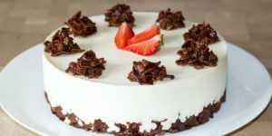 Торт при диабете