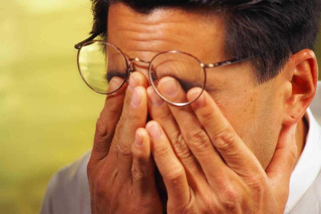 Влияние на зрение и обмен веществ