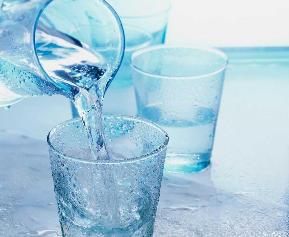 Можно ли заменять воду другими напитками