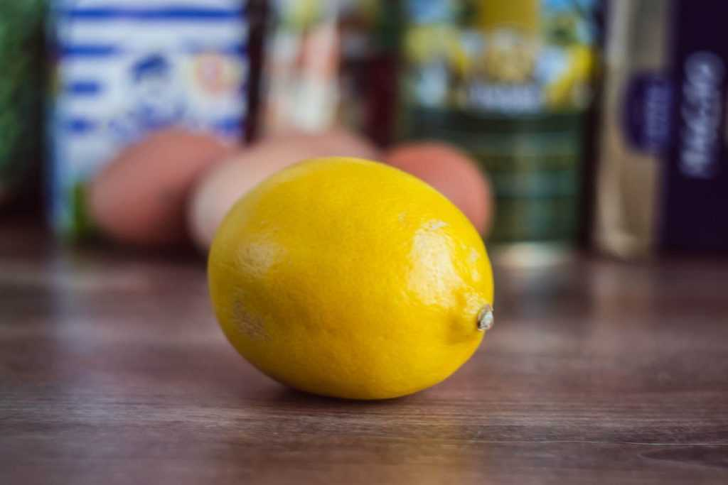 лечение яйцом и лимоном