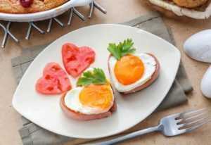 Завтрак при диабете 2 типа