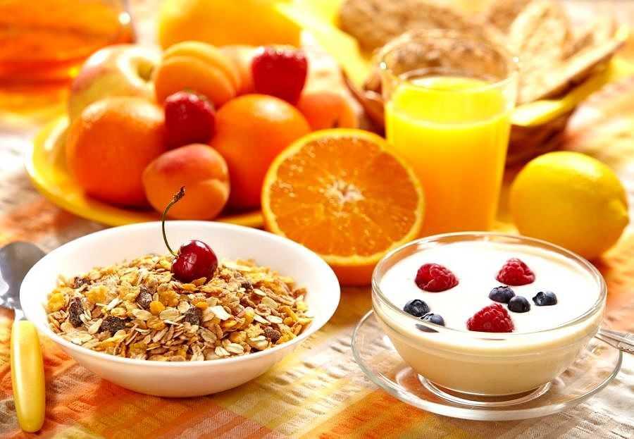 Лучшие блюда для завтрака