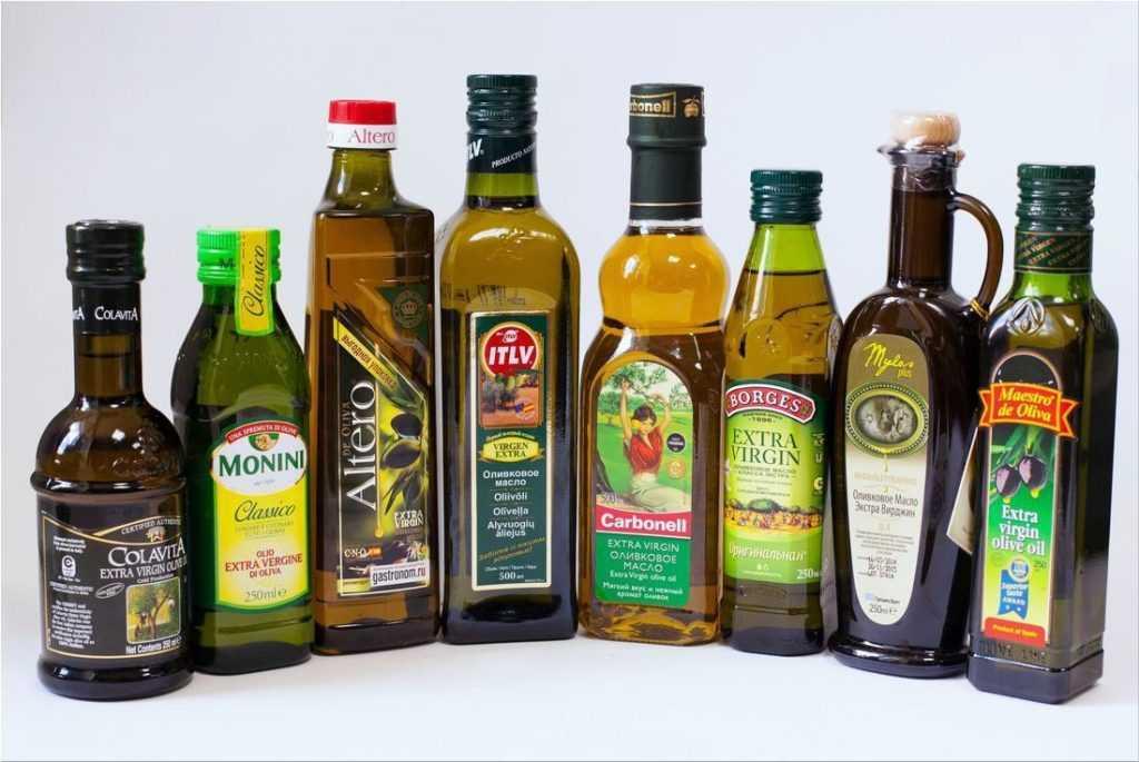Основные продукты