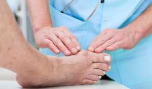 Диабетическая агниопатия нижних конечностей