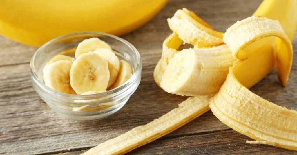 Разрешенное количество бананов в день