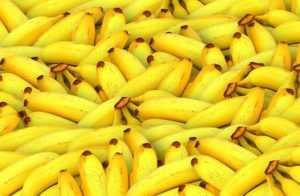 Сколько сахара в бананах