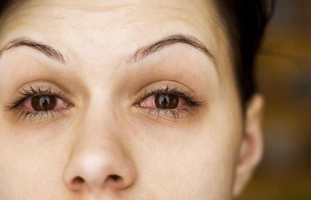 Осложнения диабета на глаза