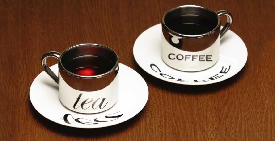 Включить в рацион кофе и чай