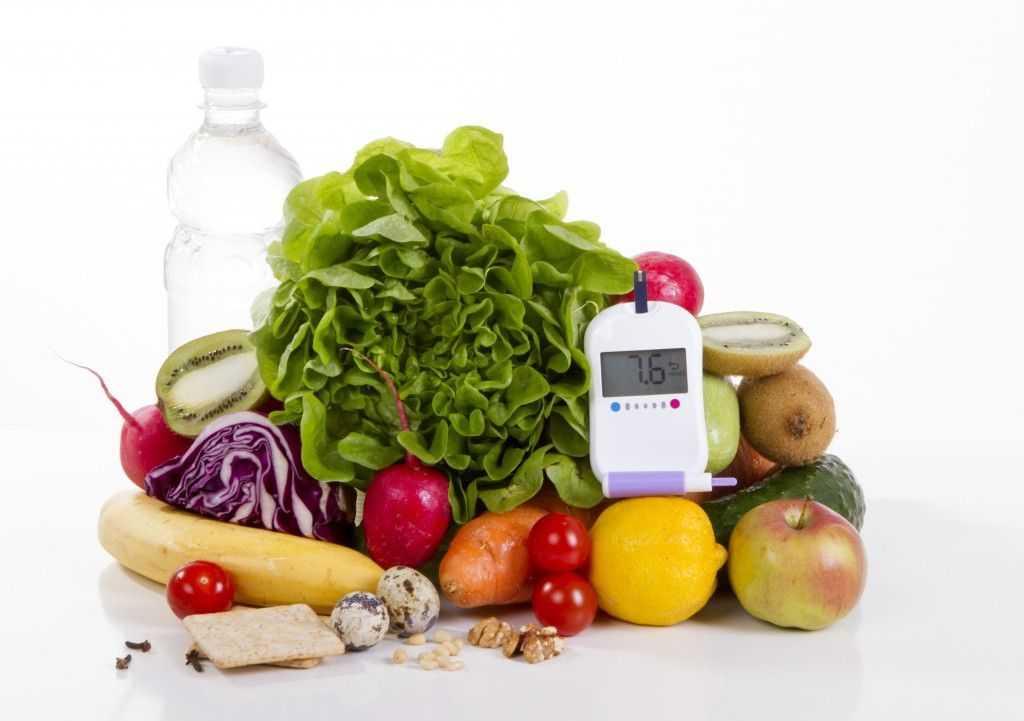 Принципы диабетического питания