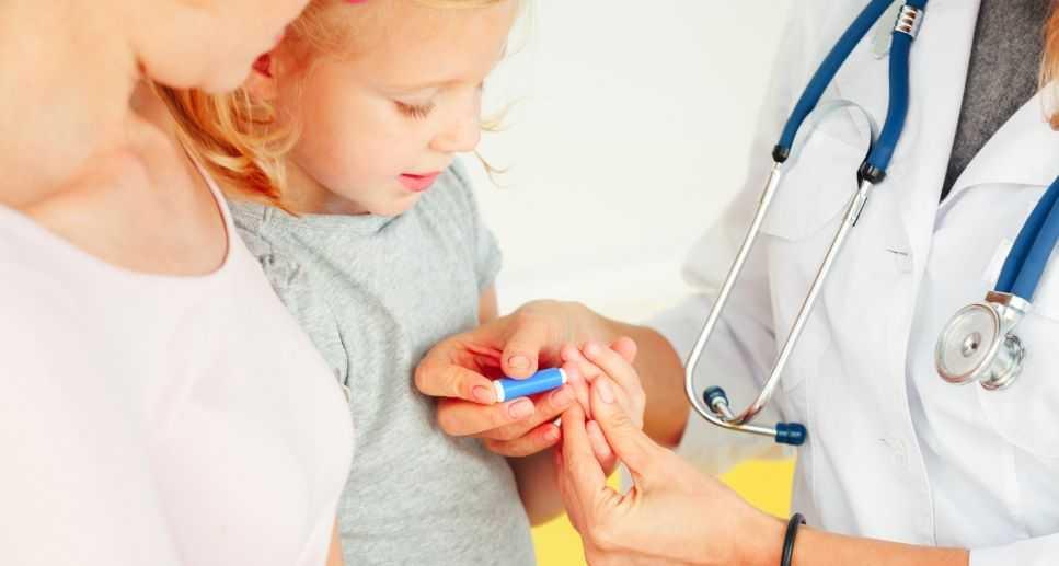 Как часто измерять сахар в крови у ребенка
