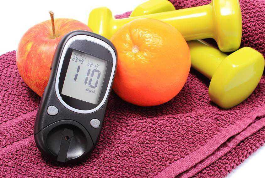 Обострения сахарного диабета