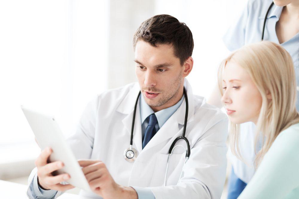 Прохождения диагностики у врача
