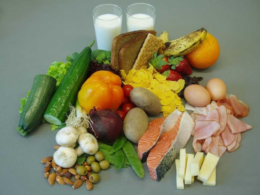 Правила диеты Бернстайна