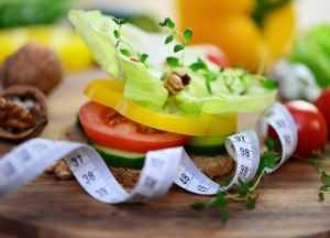 Меню при диабете 2 типа с избыточным весом