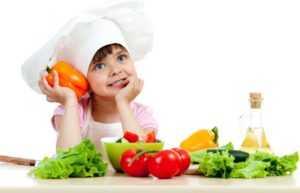 Диета при сахарном диабете у детей