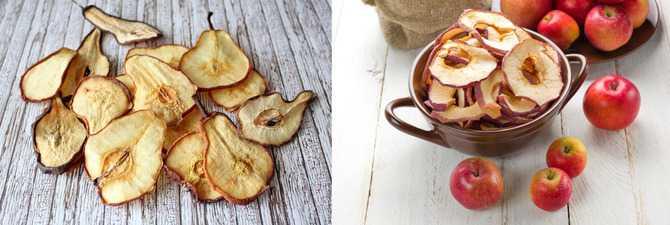 Гликемический индекс яблок и груш