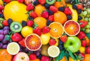 Гликемический индекс ягод и фруктов