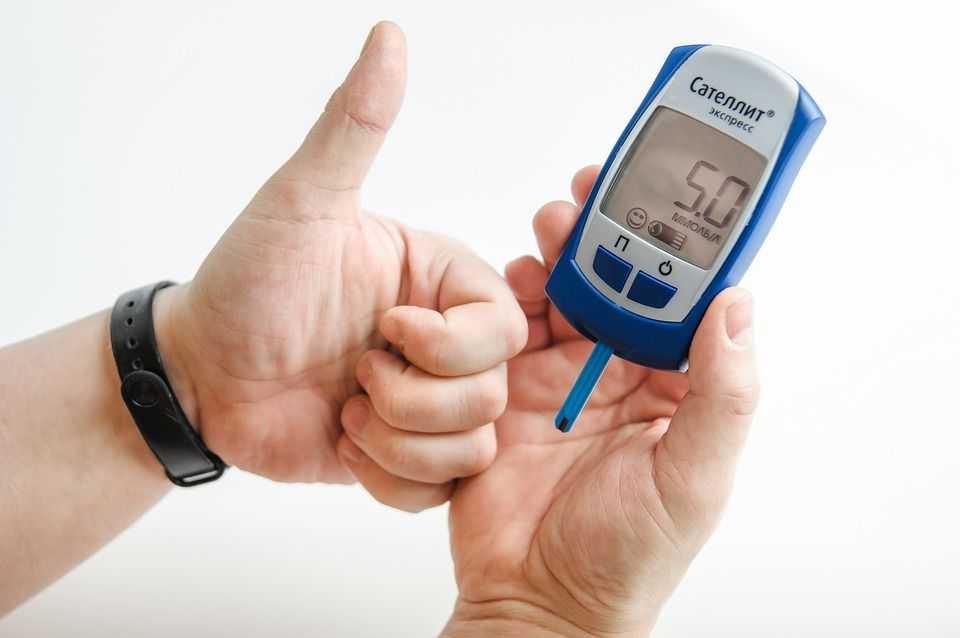 Контролирование сахара в крови