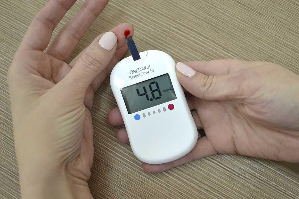 Настройка глюкометра