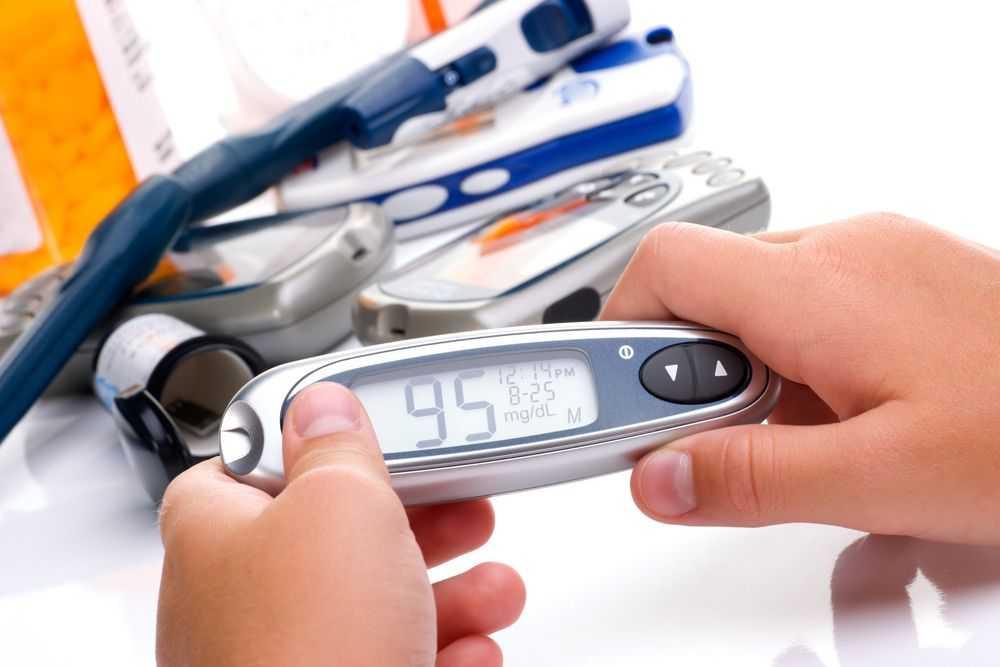 Сколько сахара в крови у диабетиков
