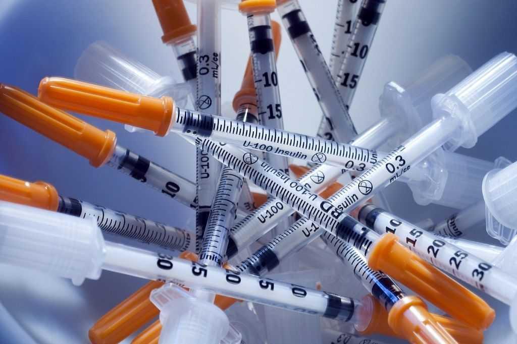 Виды инсулина