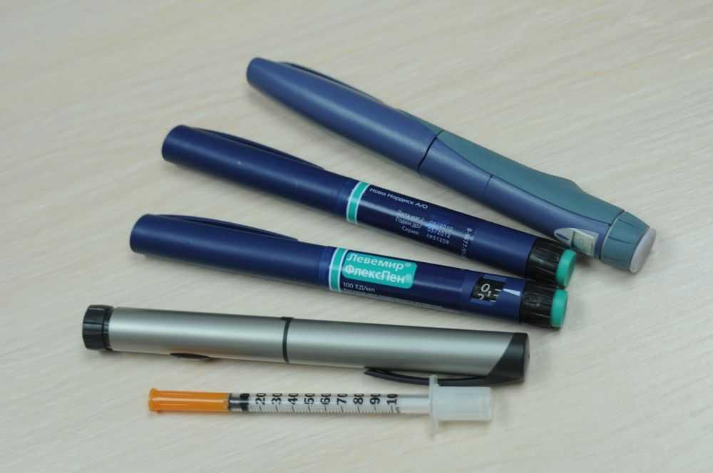 Классификация инсулинотерапии