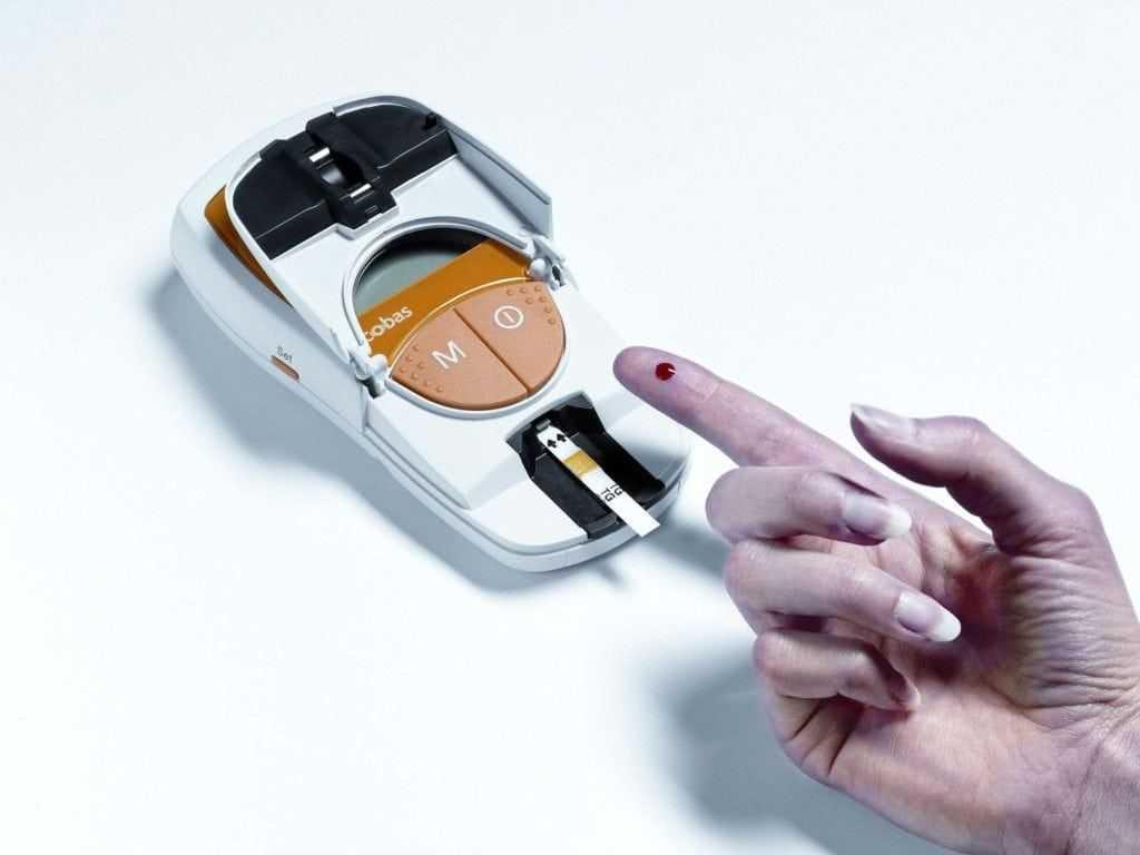 Частота измерения сахара в крови
