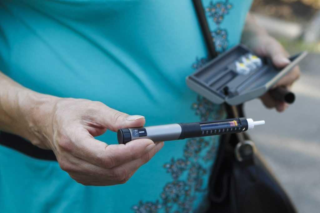 Инсулинзависимый диабет