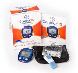 ланцеты для глюкометра Контур-ТС