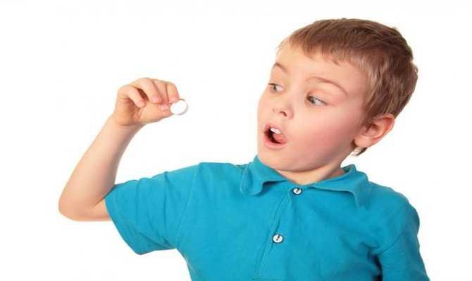 метформин детям