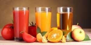Рекомендуемые напитки для диабетиков