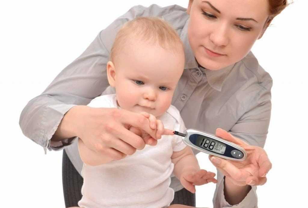 наследственный диабет