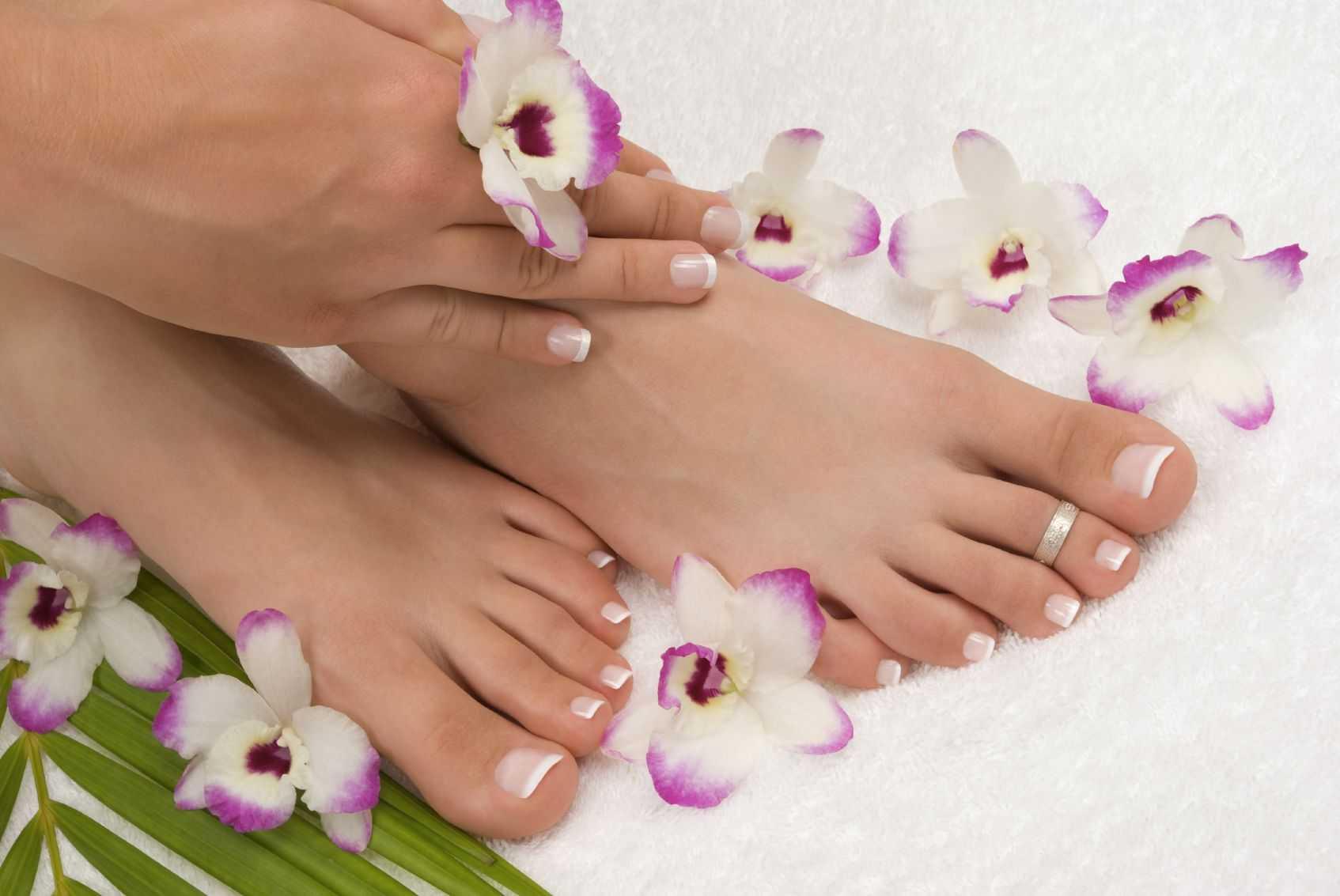 Лучшие крема и мази для ног
