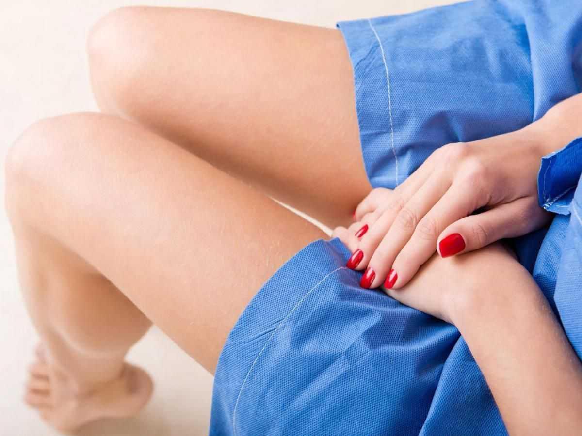 обильные менструальные выделения