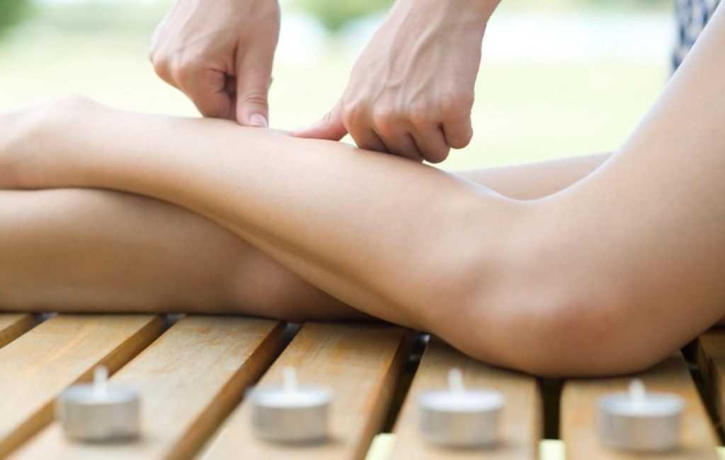 Онемение ног и судороги икроножных мышц