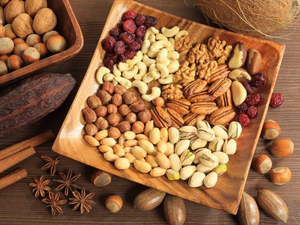 Совместимы ли орехи и сахарный диабет