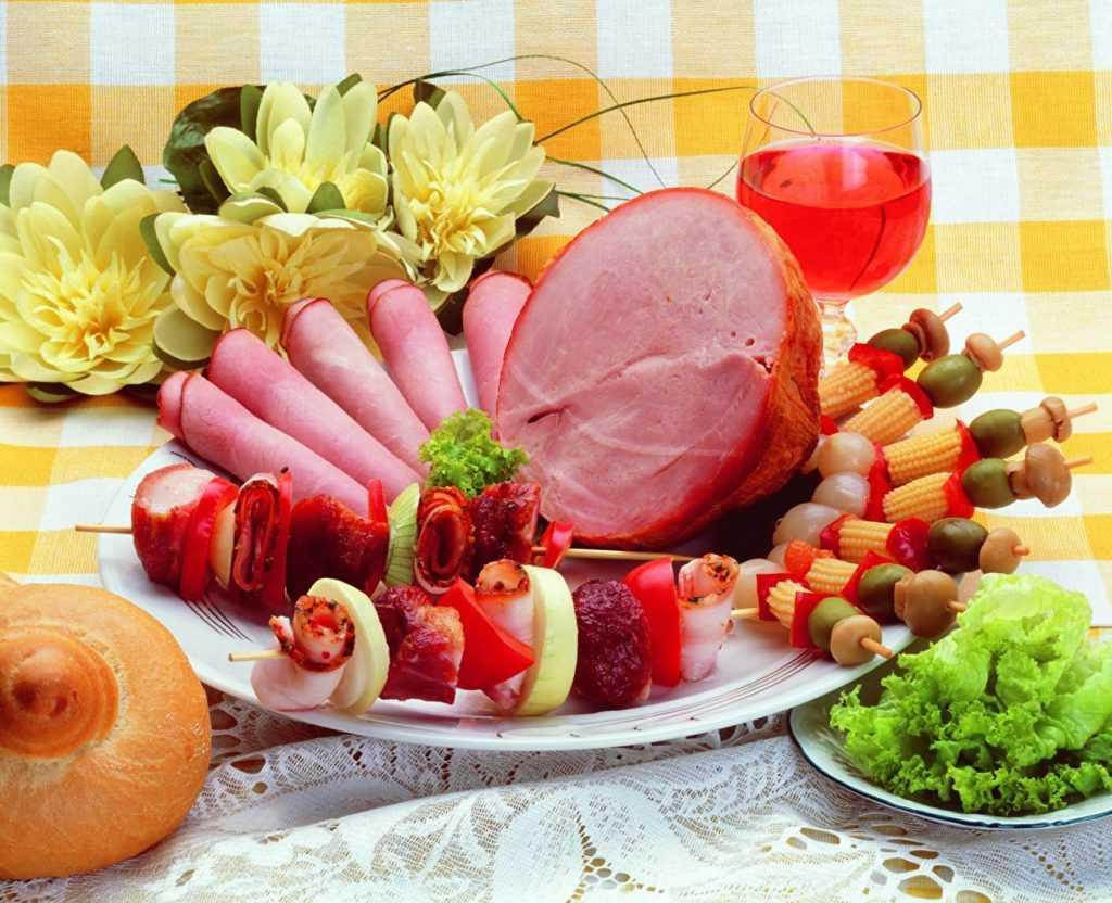 Какие продукты использовать для перекуса