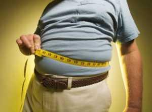 Ожирение при сахарном диабете