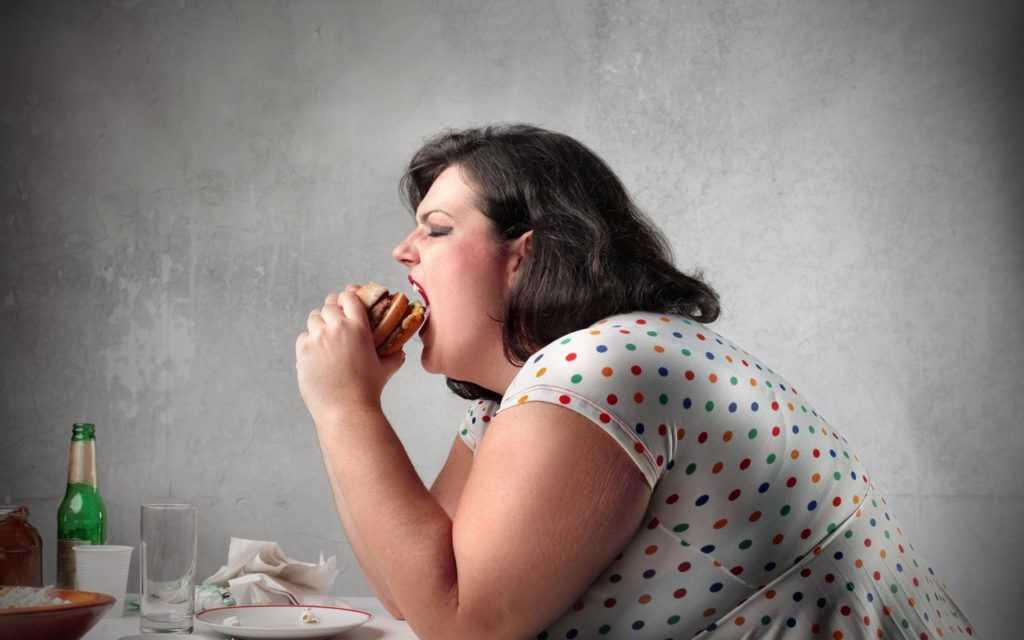 Откуда лишний вес