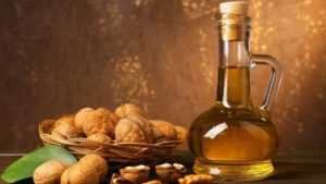 Настойка перегородок и листьев грецкого ореха при диабете