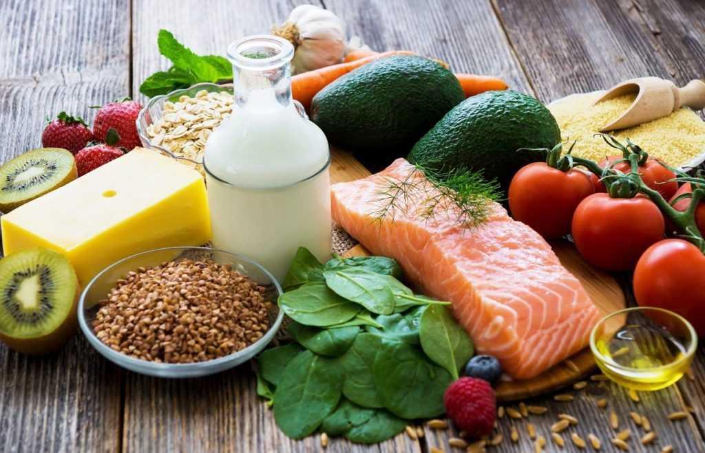 Коррекция питания для снижения сахара в крови