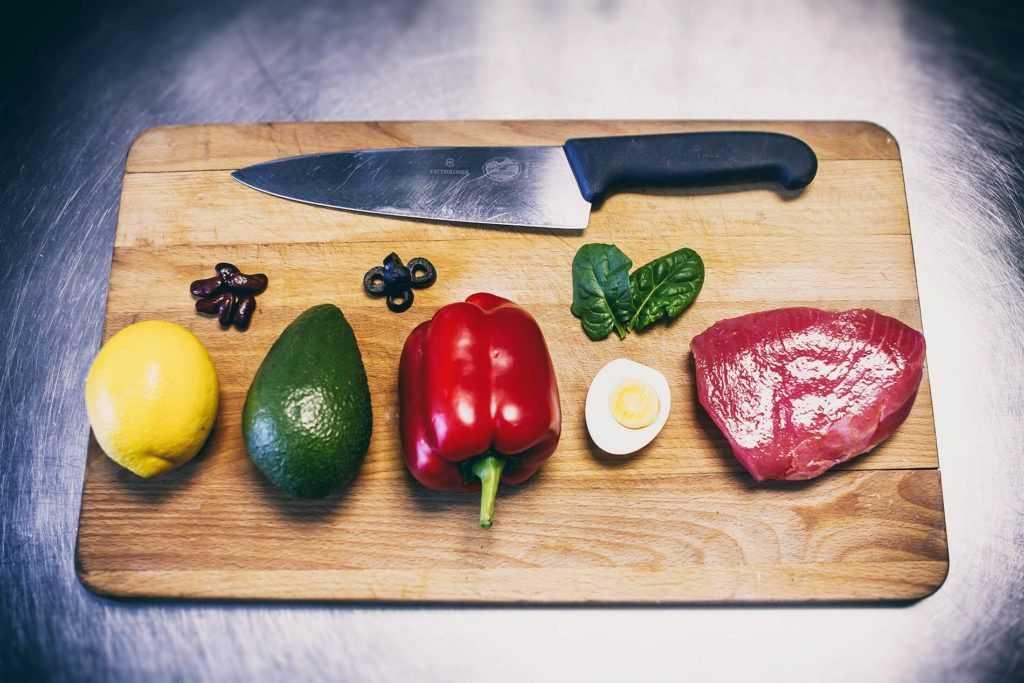 Принципы вечернего питания