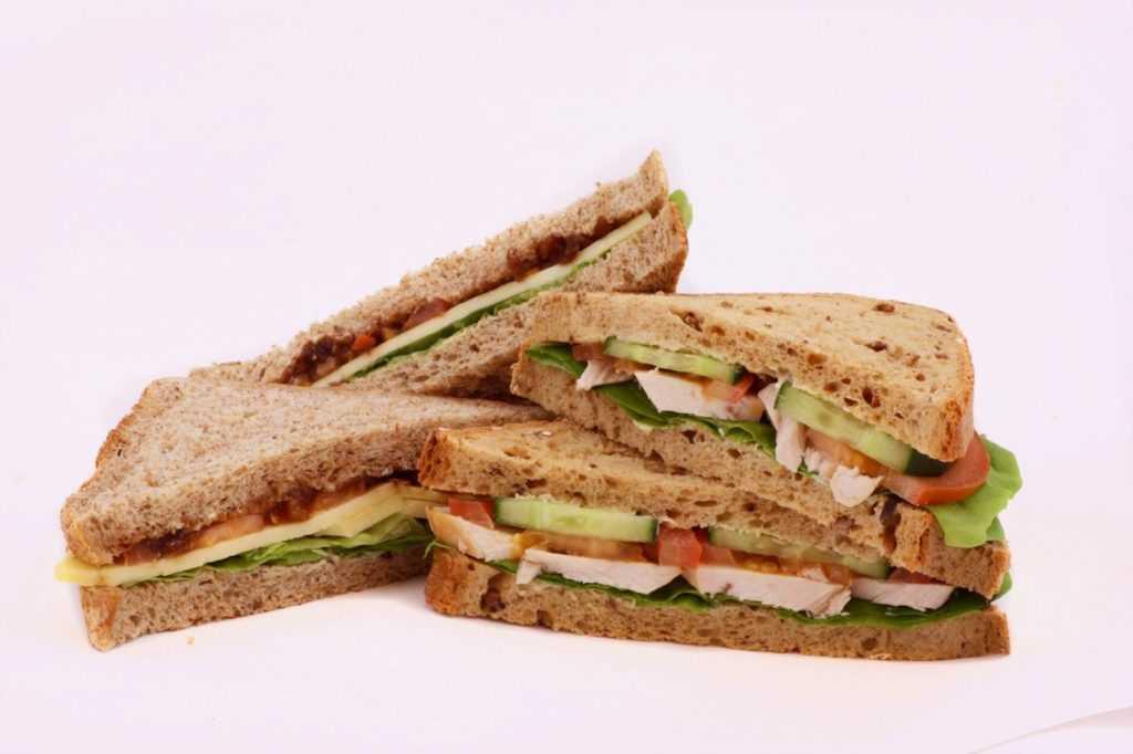 «Здоровые» бутерброды