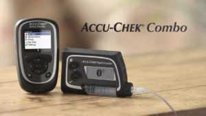 помпа Accu-Chek Spirit Combo