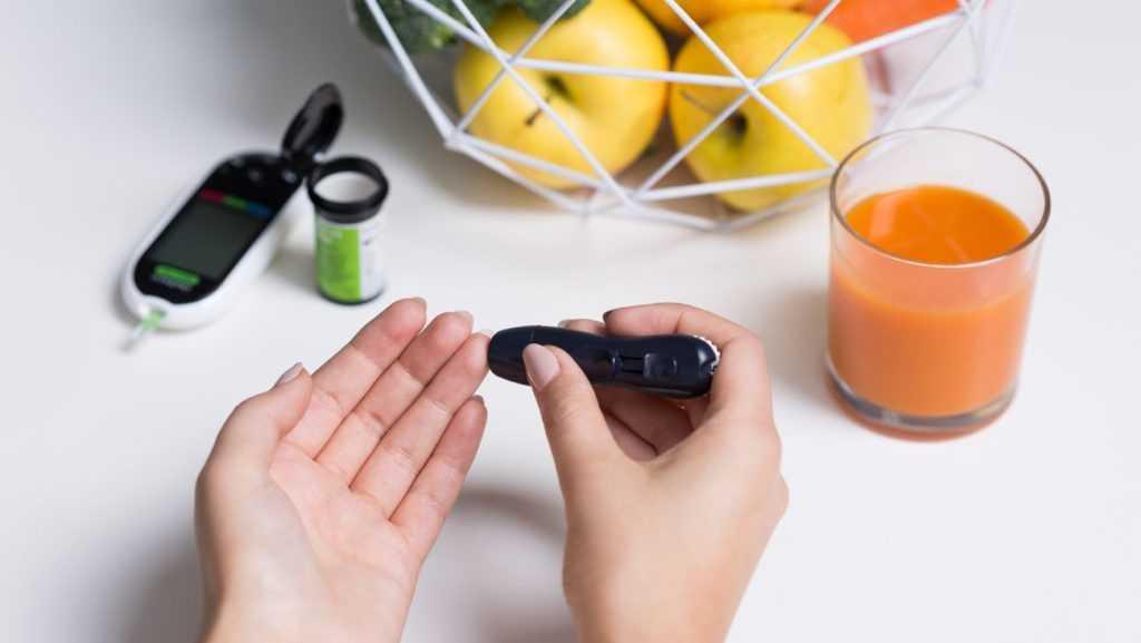 замер глюкозы