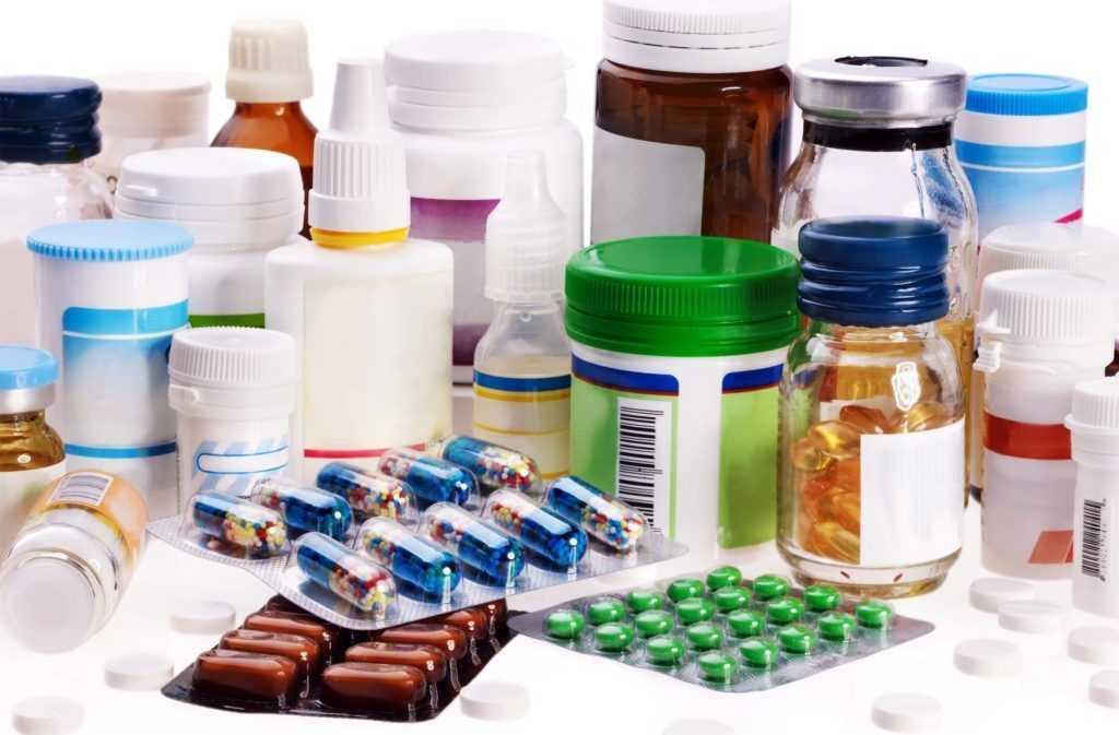 препараты лекарственные