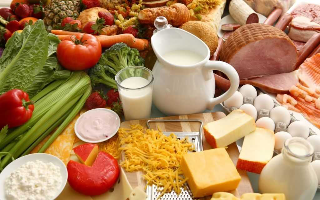 Могут ли продукты содержать инсулин?
