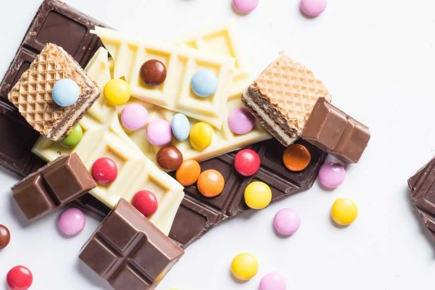 Отказ от рафинированных сладостей