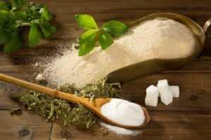 Обзор безопасных сахарозаменителей