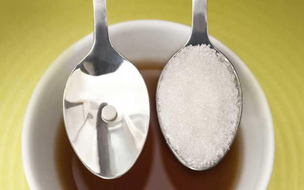 Миф № 5 — при диабете вместо сахара надо употреблять сахарозаменители